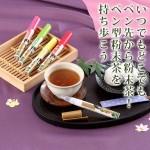 粉茶の作り方は?粉末茶との違いは?ペン型容器の入れ物を紹介